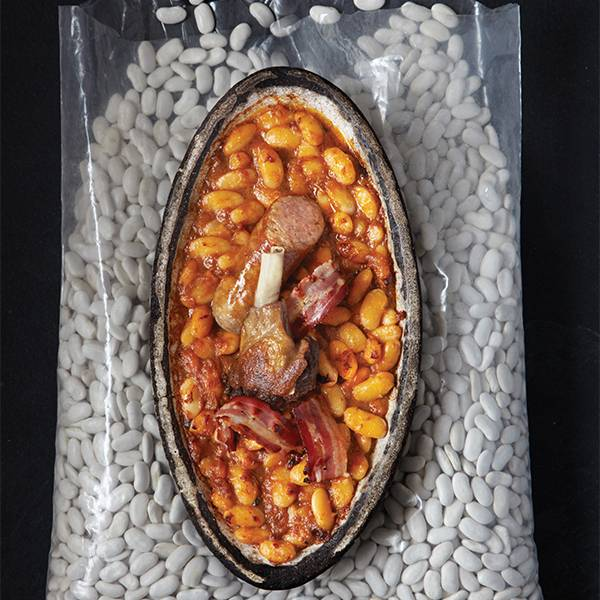 Traditional Cassoulet Toulousain